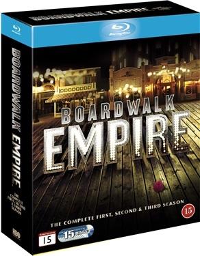 Boardwalk Empire - Säsong 1-3 Box  hos WEBHALLEN.com