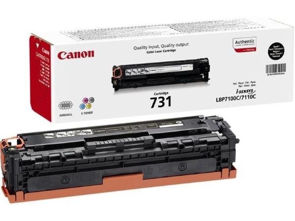 Canon 731 - Svart