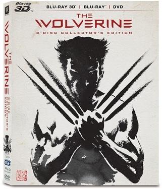 The Wolverine - 3D (2013)  hos WEBHALLEN.com