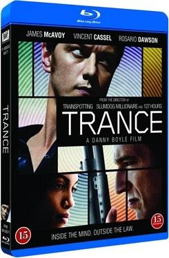 Trance (2013)  hos WEBHALLEN.com