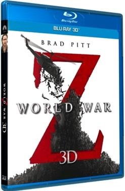World War Z (3D) (2013)  hos WEBHALLEN.com