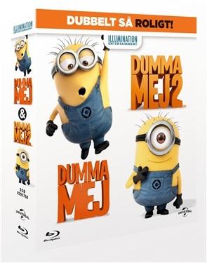 Dumma mej 1 + 2 Box Set  hos WEBHALLEN.com