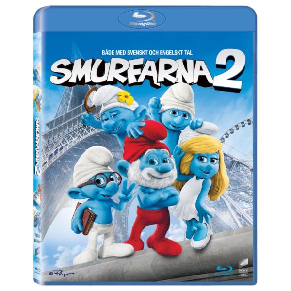 Smurfarna 2  hos WEBHALLEN.com