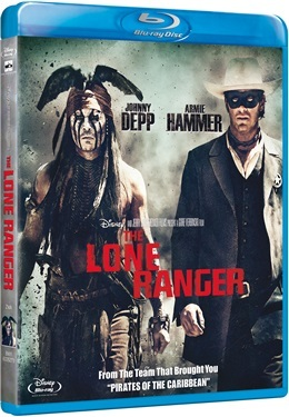 The Lone Ranger (2013)  hos WEBHALLEN.com