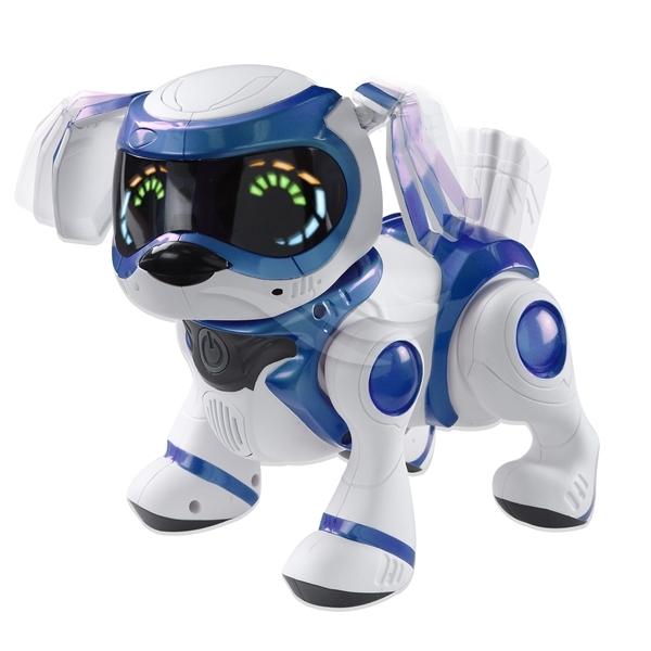 Teksta Robotic Puppy - Robothund Bl�