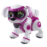 Teksta Robotic Puppy - Robothund Rosa