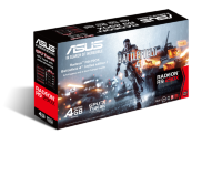 ASUS Radeon R9 290X 4GB (R9290X-G-4GD5) Battlefield 4 Bundle Limited Edition + Never Settle Forever