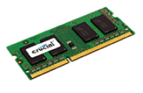 Crucial 4GB (1x4GB) / 1600Mhz / DDR3L / CL11 / CT51264BF160BJ