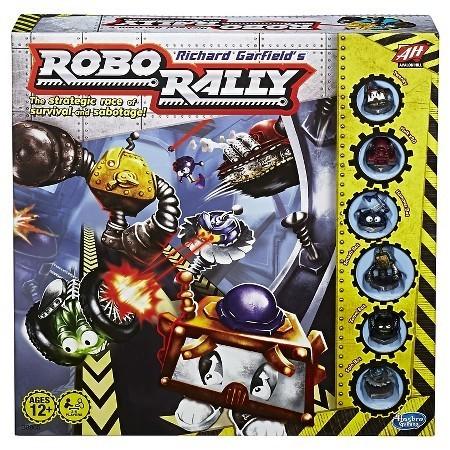 Robo Rally (2nd edition)
