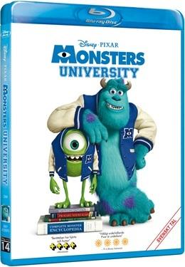 Monsters University (2013)  hos WEBHALLEN.com