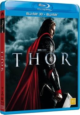 Thor 3D (2011)  hos WEBHALLEN.com