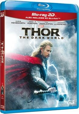 Thor 2 The Dark World 3D (2013) hos WEBHALLEN.com