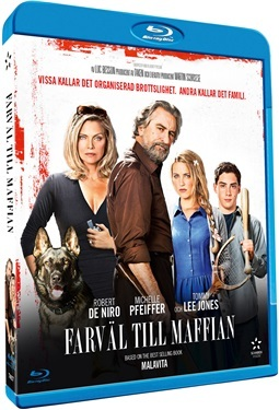Farväl Till Maffian (2013)  hos WEBHALLEN.com
