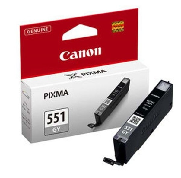 Canon CLI-551GY Grå