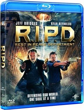 R.I.P.D. (2013)  hos WEBHALLEN.com