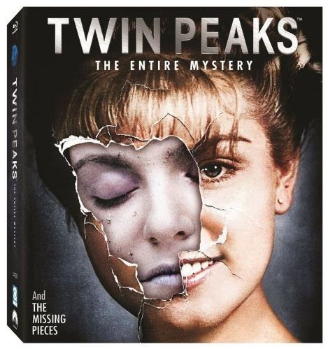 Twin Peaks - The Entire Mystery  (10 disc) hos WEBHALLEN.com