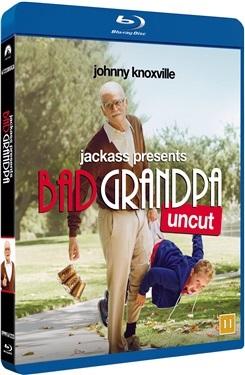 Jackass: Bad Grandpa (2014)  hos WEBHALLEN.com