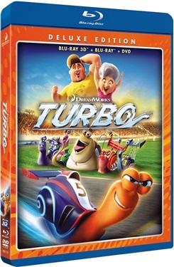 Turbo 3D (3D+BD+DVD) (2014)  hos WEBHALLEN.com