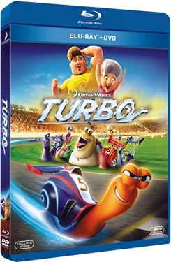 Turbo (Blu-ray + DVD) (2014)  hos WEBHALLEN.com