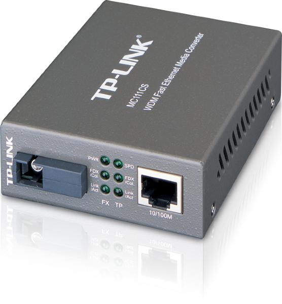 TP-Link MC111CS 100M WDM Fiber Converter