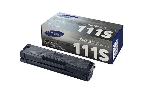 Samsung MLT-D111S Svart - 1000 sidor