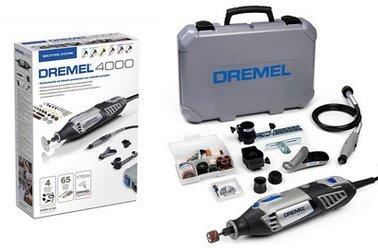 Dremel Multiverktyg 4000JD (4000-4/65) inkl 65 Tillbehör