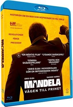 Mandela - Vägen till frihet (2014)  hos WEBHALLEN.com