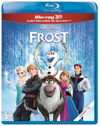 Frost 3D (2014)  hos WEBHALLEN.com