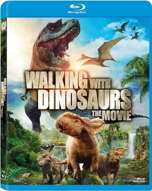 Walking with Dinosaurs (BD + DVD) (2013)  - Månadens Filmer Maj hos WEBHALLEN.com