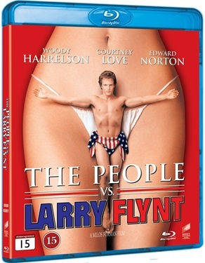 The People Vs. Larry Flynt (1996)  hos WEBHALLEN.com