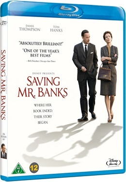Saving Mr. Banks (2013)  hos WEBHALLEN.com