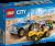 LEGO City Great Vehicles, Sandbuggytrailer 60082