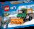 LEGO City Great Vehicles Lastbil med sn�plog 60083