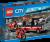 LEGO City Great Vehicles Racercykeltransport 60084