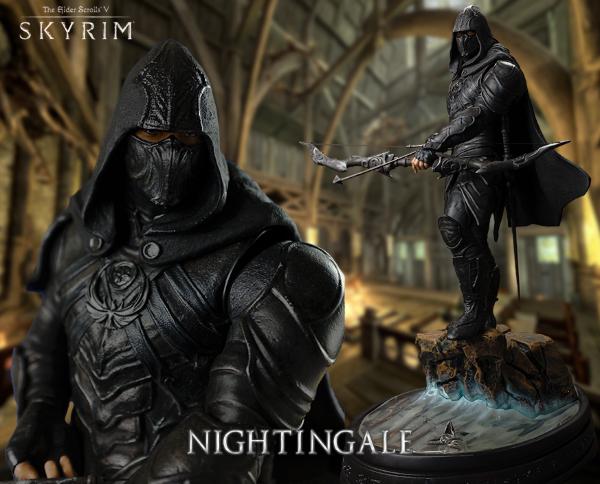 how to join nightingale skyrim