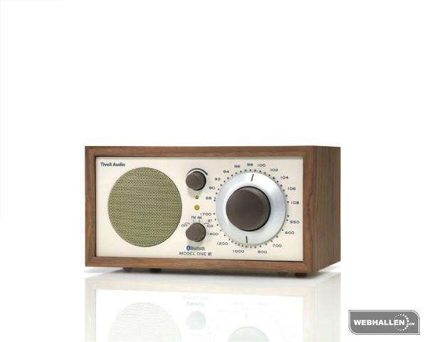 Tivoli Audio Model One BT Walnut/Beige (Fyndvara - Klass 3)