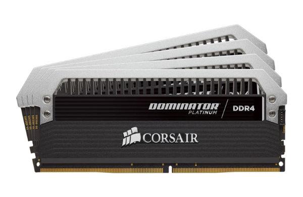 Corsair Dominator Platinum 16GB (4x4GB) / 3000Hz / DDR4 / CL15 / CMD16GX4M4B3000C15