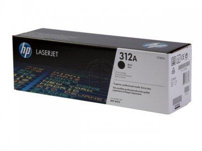 HP Toner 312A - Svart