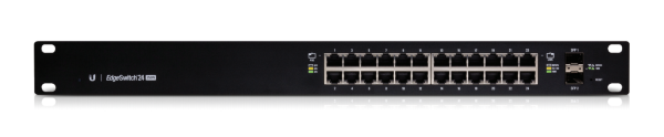 Ubiquiti EdgeSwitch - 24-Port Managed PoE+ Gigabit Switch with SFP / 250W