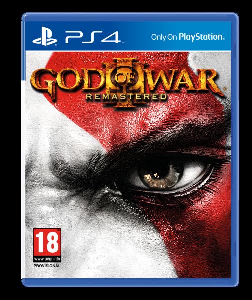 God of War III Remastered – Playstation Hits