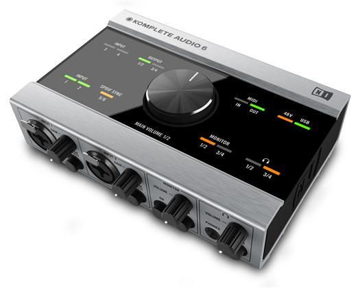 Native Instruments - Ljudkort Komplete Audio 6