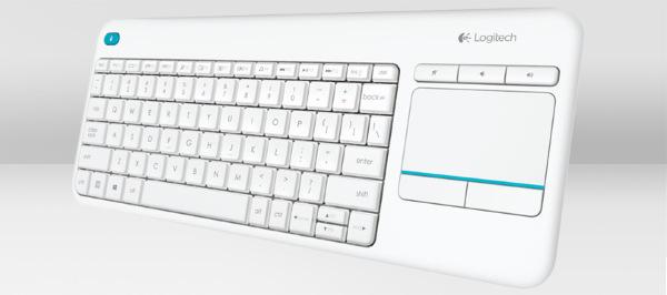 Logitech K400 Plus – Vit