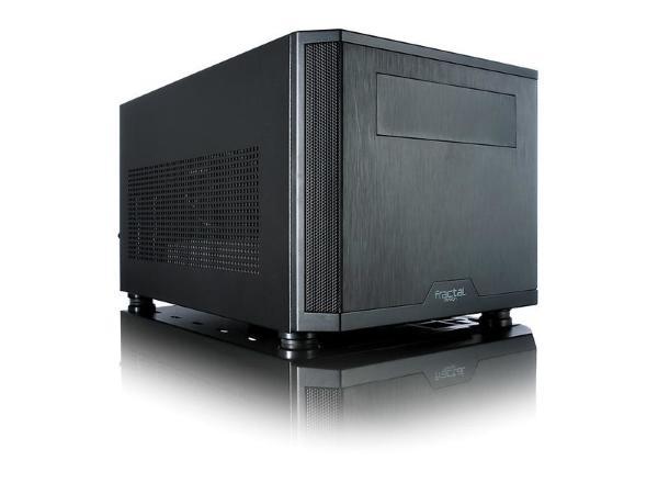 Fractal Design Core 500 - Svart