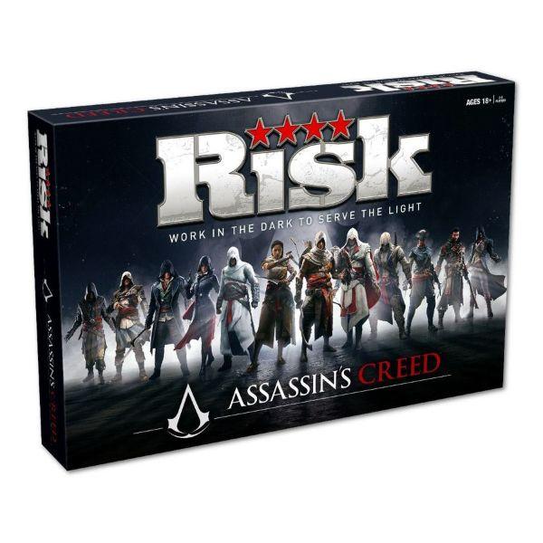 Risk: Assassin