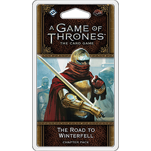 A Game of Thrones: The Card Game (2nd Edition) - The Road to Winterfell