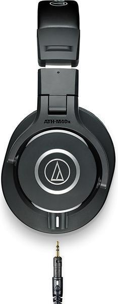 Audio Technica hörlur ATH-M40x Svart (Fyndvara - Klass 1)