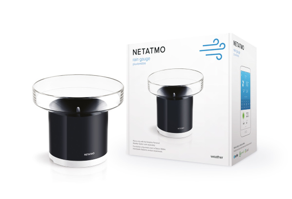Netatmo Rain Gauge