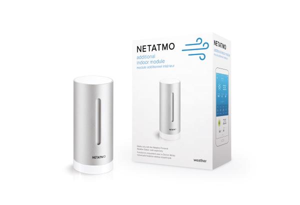 Netatmo Weather Station Extra Indoor Module