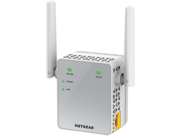 Netgear EX3700 - Repeater / AC750 / 1x LAN (Fyndvara - Klass 1)