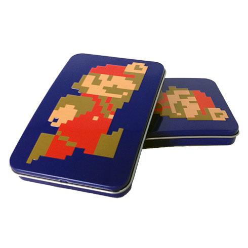Nintendo Tins Super Mario Bros 8-Bit Mints